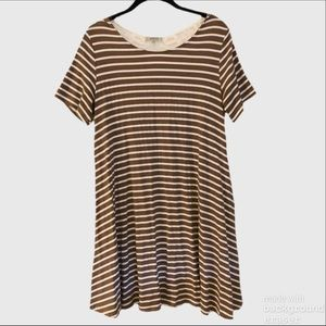 JODIFL Striped Tunic